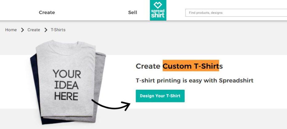 keyword example tshirt