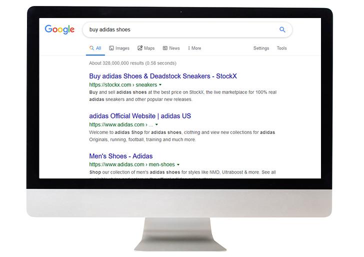 google-serp-transaction