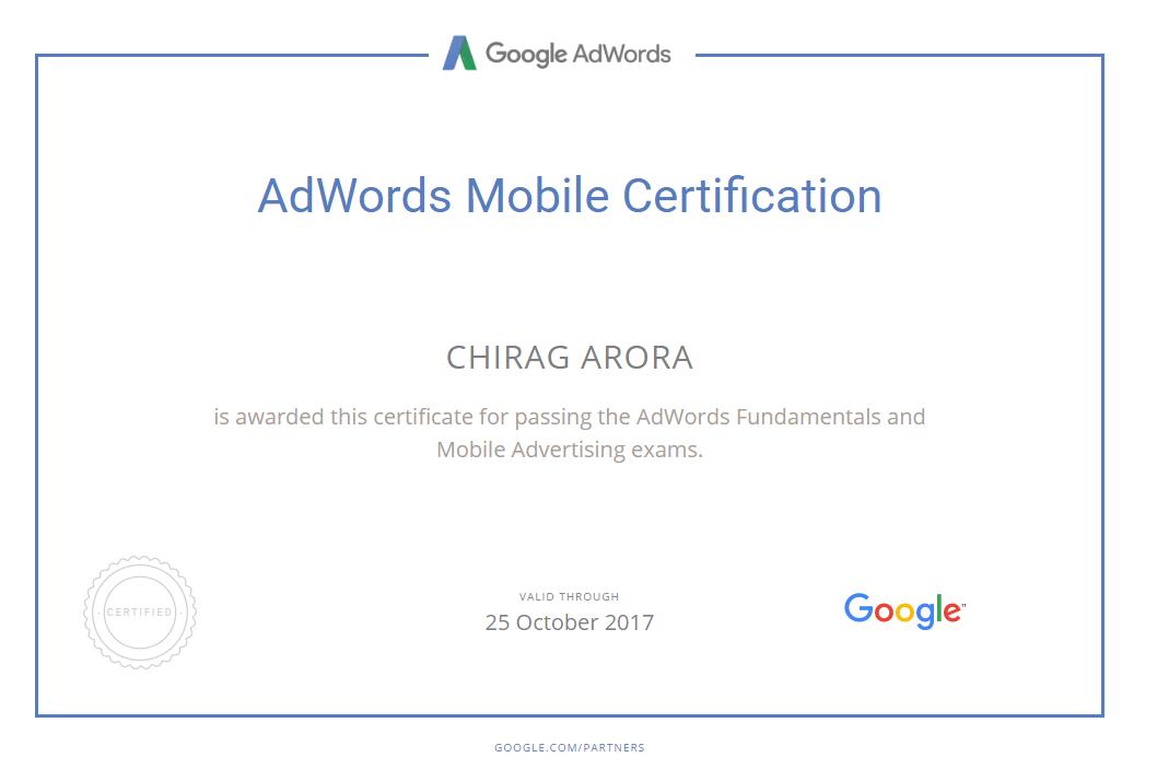 Best Google Analytics Certified Training Academy In Delhi And India
